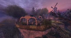 Beautiful Art Gallery in the Shire (Ima Peccable) Tags: beauty shadows medieval fantasy secondlife shire lotrsecondliferegiontheshiresecondlifeparceltheshireahomelysliceofmiddleearthsecondlifex175secondlifey167secondlifez28