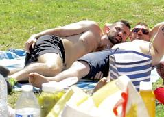 IMG_6912 (danimaniacs) Tags: party griffithpark hot sexy man guy shirtless hunk beard scruff