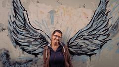 Angels of Reykjavik (Frank Busch) Tags: frankbusch frankbuschphotography imagebyfrankbusch photobyfrankbusch angels angelsonearth iceland mural people reykjavik streetproject wwwfrankbuschname