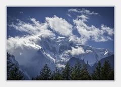 - DSC_0236 (Ferruccio Jochler) Tags: paesaggio nuvole montagna ghiaccio pineta natura