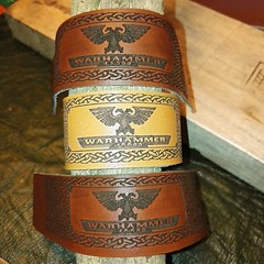 Visit my Etsy Store Https://www.etsy.com/uk/shop/retrodiyandplants #gifts #handmade ##wristband #wristcuff #unique #rustic #handmade #leather  #natural #warhammer40k #larp #cosplay #giftsforhim #gifts #etsy #etsyme  #etsysellerofinstagram #loveit #regrann (Naturally Engraved Uk) Tags: cosplay larp etsy wristband natural loveit handmade gifts etsyme giftsforhim rustic unique leather etsysellerofinstagram wristcuff regrann warhammer40k
