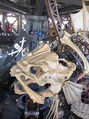 pirate fish (d0gwalker) Tags: pirateflag skullandcrossbones merrygoround carrousel carousel pirate fish nantes iledenantes machinesdelile paysdelaloire loireatlantique