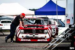 GP Historique 2016 - Nogaro (Christopher Portes I SpeedNetwork) Tags: alfa romeo canon 7d 70200 28 f28 nogaro car racing racecar old