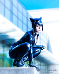 Catwoman (Paul Cory) Tags: 9x36stripsoftbox agentvexys animazement animazement2015 availablelight bluesky building camera catwoman cheetahlightcl360 city colorefexpro4 cosplayer costume dccomics downtownraleigh dukeenergycenterfortheperformingarts flashpointstreaklight360 fujicamera fujilens fujifilmxt1 fujifilmxf56f12r godoxad360 lens lighting modifiers morning niksoftware northcarolina onlocation people portrait postprocessing radiotrigger raleigh reflections sciencefictionconvention season sky softbox spring strobe structure timeofday unitedstates wakecounty window woman yn622c camera:make=fujifilm geocountry camera:model=xt1 geocity exif:focallength=56mm geostate exif:aperture=20 exif:isospeed=200 exif:make=fujifilm geolocation exif:model=xt1 exif:lens=xf56mmf12r