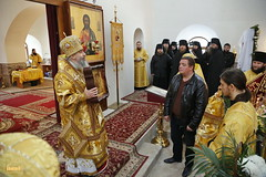 149. The Laying of the Foundation Stone of the Church of Saints Cyril and Methodius / Закладка храма святых Мефодия и Кирилла 09.10.2016