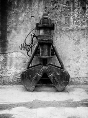 Discarded (WrldVoyagr) Tags: hochofen blastfurnace deutschland photowalk germany gx7 500px blackandwhite duisburg bw panasonic lumix landschaftsparknord nordrheinwestfalen de