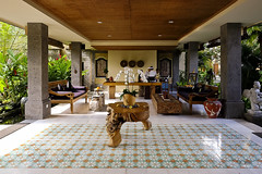 Resort lobby (A. Wee) Tags: sankara resort hotel  ubud bali  indonesia