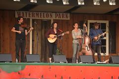 Watermelon Park Fest 2016 (vfhwebdev) Tags: music festival watermelonpark outside bluegrass shenandoahriver vafolklife folk virginiafolklifeprogram folklife watermelon river park live berryville va usa