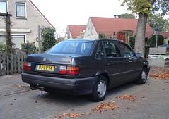 VW Passat B3 1.8 CL 6-1-1992  DJ-LV-14 (Fuego 81) Tags: volkswagen vw passat b3 1992 djlv14 onk sidecode5