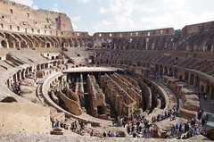 Colosseum, Rome (Hanoi North End) Tags: italy rome pentax unescoworldheritagesite unesco colosseum colosseo 303 ampitheatre k30 249000 pentaxhdda15mmf4edallimited
