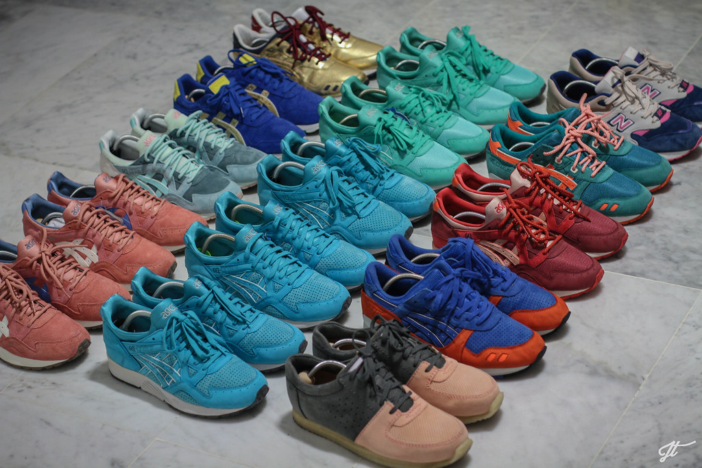 size 40 52f8a 79355 The World's Best Photos of asics and mint - Flickr Hive Mind