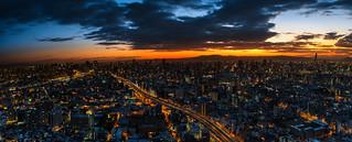Osaka Sunrise
