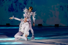 Johnny Weir,Evgeni Plushenko (Elena Vasileva /  ) Tags: figureskating iceshow johnnyweir thesnowking