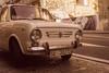 SEATfitti (Walimai.photo) Tags: street white blanco car lumix calle spain grafitti seat panasonic explore coche salamanca granvía lx5