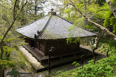 Fukiji Temple - Makiodo (, Maki d) (Rita Willaert) Tags: japan temple buddhism hiroshima bungotakada fukijitemple makiodo  makid