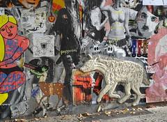 Money Money Money (Phoebus58) Tags: streetart berlin art collage germany painting graffiti sticker tag graf oldschool peinture urbanart writer slogan allemagne affiche graffeur moulage toying contreculture pleinerue peintureaerosol