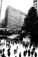 Rockefeller Center (Tim Loesch) Tags: christmas nyc newyorkcity ny iceskating christmastree