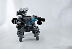 Rstungkrabbe (Deltassius) Tags: robot war lego military frame scifi sciencefiction mecha mak mech powerarmor mf0