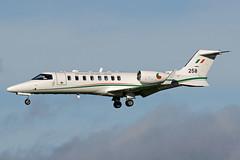 Irish Air Corps Bombardier Learjet 45, 258. (Trevor Mulkerrins) Tags: irish air 45 corps 258 learjet bombardier 45234
