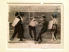Photographer Unknown, Demonstrator Attacked, 1965 (aileverte) Tags: metropolitanmuseum
