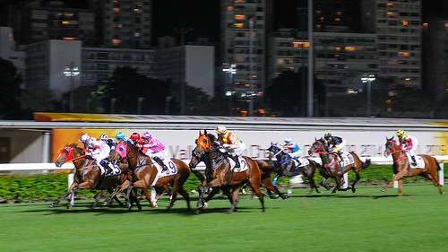 Thumbnail from Happy Valley Racecourse
