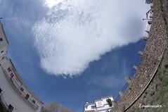 Desaciendose.- To its final.- (loadmaster_b707) Tags: españa cloud spain wind viento andalucia granada nube trevelez altocumulolenticular