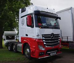 MSL Mercedes Actros SH63EZK at Truckfest Scotland 2014 (andyflyer) Tags: truck mercedes lorry msl haulage truckfest hgv actros roadtransport mercedesactros truckfestscotland truckfestscotland2014 sh63ezk