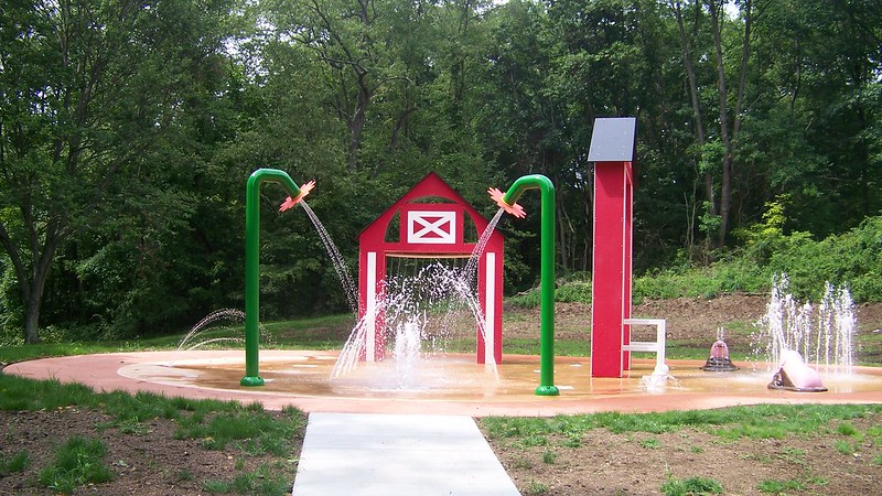 Round Hill Park Rain Drop Products Llc Ashland Ohio
