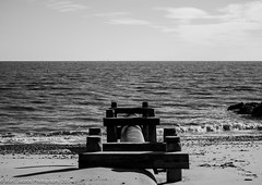 Ipswich and Felixstowe Walkabout 4 (Marc Jacobs Photography) Tags: street camera old people white black sexy men beach monochrome lens four lumix photography mono town photo women shot shots g candid centre mirrors scene x panasonic photograph f walkabout micro marc 28 jacobs f28 felixstowe ipswich omd thirds em1 mft 35100mm polypus