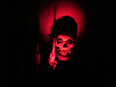 The Crimson Ghost from the 1946 Serial and The Misfits band 1310 (Brechtbug) Tags: from shadow film halloween crimson by logo skulls skeleton toy toys skull punk theater republic shadows theatre c ghost band like william creepy mascot figure fred horror terror skeletons creature sideshow serial misfits fright ghoul brannon remco 1946 mego witney the 2014 directed neca minimonsters