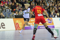 "EHF Damen Deutschland vs. Rumänien 29.11.2014 008.jpg • <a style=""font-size:0.8em;"" href=""http://www.flickr.com/photos/64442770@N03/15721349427/"" target=""_blank"">View on Flickr</a>"