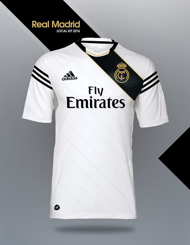 Camiseta REAL MADRID 2016 - a photo on Flickriver bd6268db99b