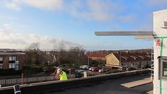 Utsikt från radhusen - 2014-11-27