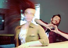 Rompecorazones (tonalidadesdecian) Tags: longexposure portrait blur love argentina girl beautiful canon hair eos mujer buenosaires chica heart flash surreal blurred lindo linda chico corazon hombre heartbreaker loveheart borroso capelo rompecorazones 1100d canoneos1100d ef40mm
