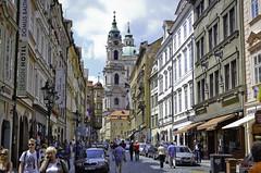 Barrio de Mala Strana (jflores_cl) Tags: europa prague praha praga viajes turismo vacaciones repúblicacheca 2011