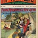 Tip Top Weekly Dime Novel: Frank Merriwell's New Auto; or, The Lure to Destruction