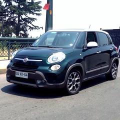 Fiat 500L - Santiago, Chile (RiveraNotario) Tags: chile santiago cars fiat autos carspotting fiat500l