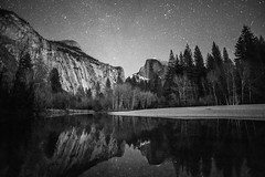 Stars Over Half Dome (Greg Miller | frostlinephotography.com) Tags: california usa unitedstates yosemite halfdome