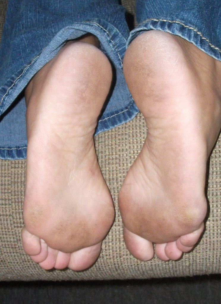 Fetish foot picture set