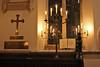 Candelabras for Compline (coolboxuk1) Tags: church candles candelabras