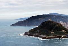 Donosti (lblozano) Tags: sea mar san sebastian monte cristo donosti vasco pais euskal herria cantábrico igueldo