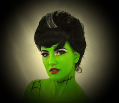 """Monster Pin Up Photo Shoot With Candace Woodward • <a style=""""font-size:0.8em;"""" href=""""http://www.flickr.com/photos/85572005@N00/16035247150/"""" target=""""_blank"""">View on Flickr</a>"""