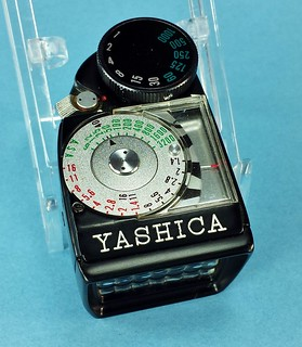 Yashica Exposure Meter for the Pentamatic S - 1961