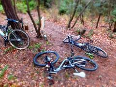 Dirt Training. Nara. Japan. (5) (kinkicycle.com) Tags: winter bicycle japan japanese cycling fuji mud bikes bicycles dirt mtb nara cyclocross specialized