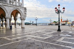 early morning in venice and no one's around (sold) (Rex Montalban Photography) Tags: venice italy europe hdr piazzettadisanmarco rexmontalbanphotography
