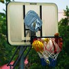 I made it! (Leonard J Matthews) Tags: hoop toy stuffed basket humour madeit iknewicould mythoto freedomhasnoprice