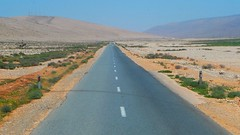 Tan Tan - Guelmim route. (anthonycollins) Tags: sahara highway desert tan route guelmim