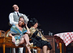 Comedy in vernacular language (sladkij11) Tags: people teatro comedy theater olympus persone commedia vernacolo epm1