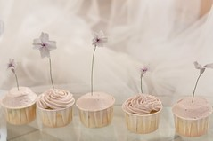 cotton light lavender cupcakes (maevasarahoney) Tags: swiss dolce cupcake piccole meringue frosting semplice dolcezze