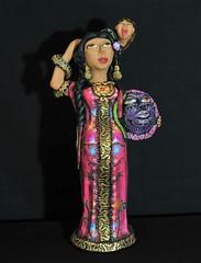 Goddess of Clay Mexico Oaxaca (Teyacapan) Tags: woman ceramica artesanias clay aguilar pottery ocotlan barro oaxacan mexicanfolkart